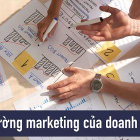Hình ảnh môi trường marketing 1
