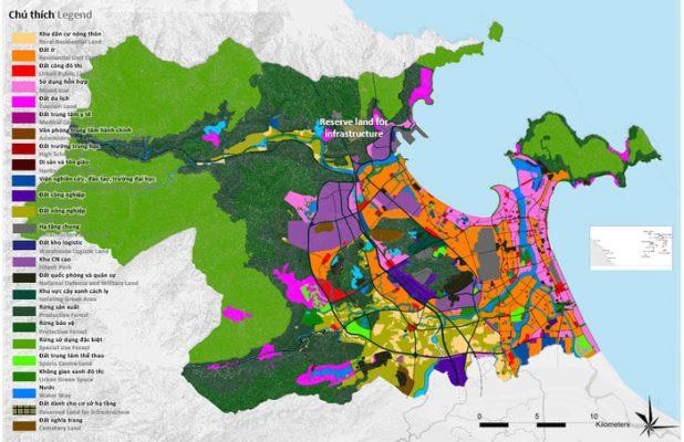 Hình ảnh quy hoạch sử dụng đất là gì 2