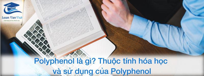 Polyphenol là gì? Thuộc tính hóa học và sử dụng của Polyphenol