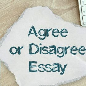 Hình ảnh cách viết essay agree or disagree 4