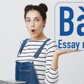 Hình ảnh bài essay mẫu 1