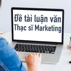 Hình ảnh đề tài luận văn thạc sĩ Marketing 1