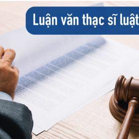 Hình ảnh luận văn thạc sĩ luật kinh tế 1