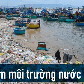 Hình ảnh khái niệm ô nhiễm môi trường nước 1
