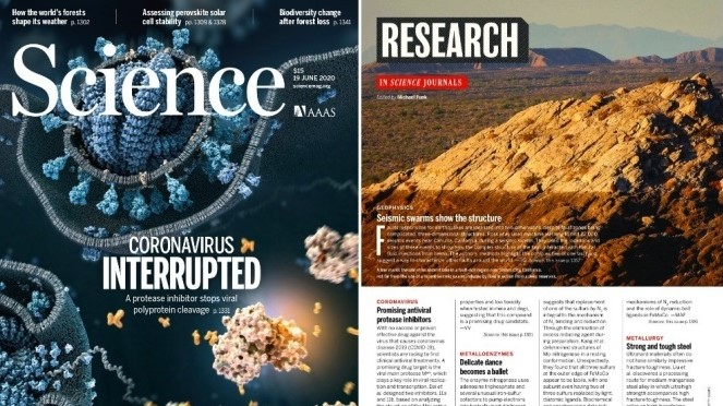 Tạp chí nghiên cứu khoa học