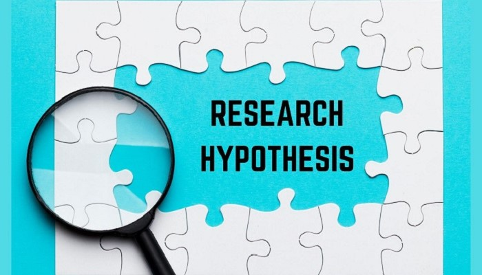 Vai trò của giả thuyết nghiên cứu