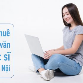Viết thuê luận văn thạc sĩ tại Hà Nội